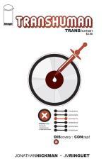 Transhuman #1 Cover