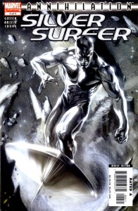 Annihlation: Silver Surfer (Book Two)